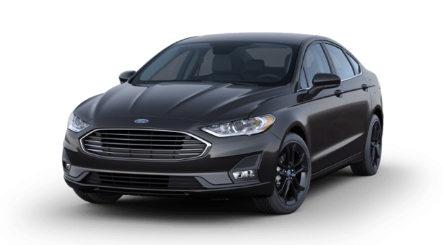 2019 Ford Fusion SE Sedan 3FA6P0HD7KR268999